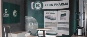 Diseño de stands pop up para congresos: el ejemplo de Kern Pharma