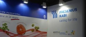Diseño de stand funcional para Fresenius Kabi en Santander
