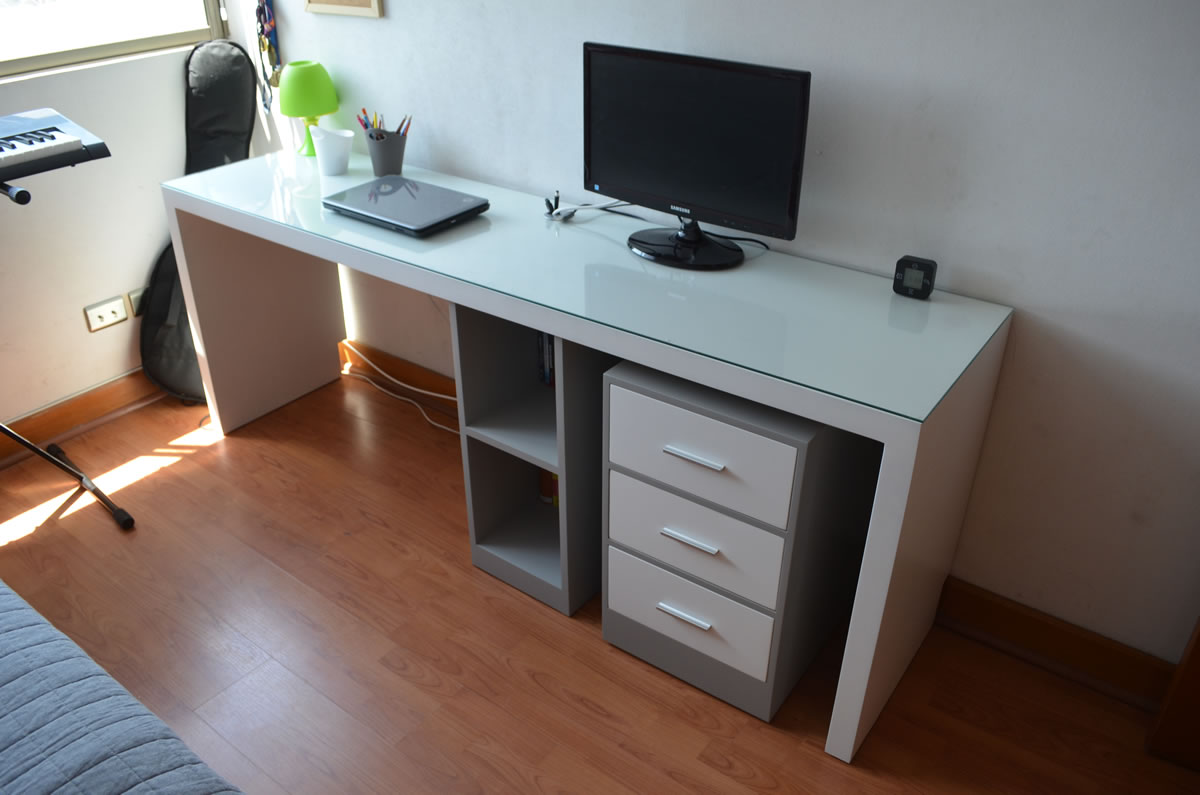 mueble despacho lacado chile dise o de stands para